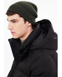 Bogner - Philip Knitted Hat In Dark Green - Lyst