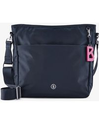 Bogner - Verbier Irma Shoulder Bag In Dark Blue - Lyst