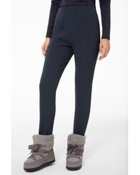 Bogner - Elaine Stirrup Trousers In Navy Blue - Lyst