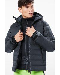 Bogner - Frank Down Ski Jacket In Navy Blue - Lyst