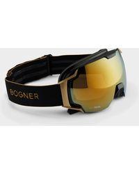 43e1e5505e1 Bogner Ski Goggles Just B in Black for Men - Lyst