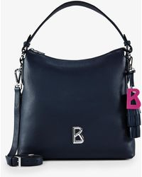 Bogner - Ladis Marie Shoulder Bag In Dark Blue - Lyst