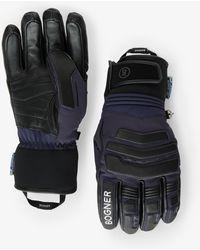 Bogner - Agimo Gloves In Dark Blue/black - Lyst
