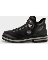 Bogner - Courchevel Sneakers In Black - Lyst