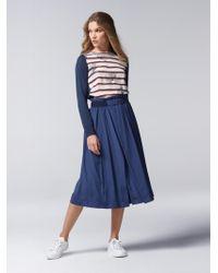 Bogner - Silk Skirt Nalani - Lyst