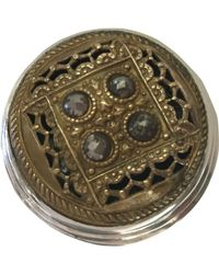 Barry Brinker - French Button Ring - Lyst