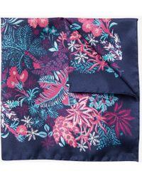 Bonobos - Silk Pocket Square - Lyst