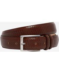 Bonobos - Leather Dress Belt - Lyst