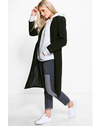 Boohoo - Tailored Coat - Lyst