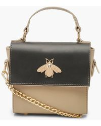 0a6f3a8ad7 Michael Kors Large Ashbury Suede Grab Bag in Natural - Lyst