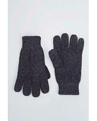 Boohoo   Wool Mix Plain Gloves   Lyst