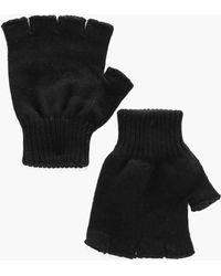 Boohoo - Fingerless Gloves - Lyst