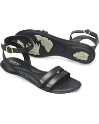 fdd983748c18 Lyst - Børn B rn Bouvet Easy Sandal in Black