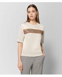 Bottega Veneta - Dahlia Viscose Sweater - Lyst