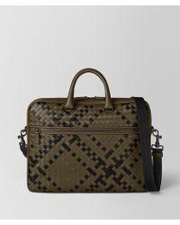 Bottega Veneta Briefcase In Intrecciato Nappa