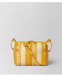Bottega Veneta - Multicolor Intrecciato Appia Messenger - Lyst