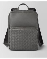 Bottega Veneta - Medium Double Brick Backpack In Nappa - Lyst