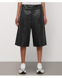 Bottega Veneta - Short In Nappa - Lyst