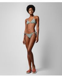 Bottega Veneta - Swimsuit In Polyamide - Lyst