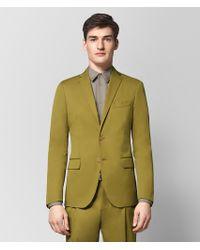 Bottega Veneta - Chamomile Cotton Jacket - Lyst