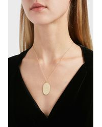Brooke Gregson - Taurus Diamond Necklace - Lyst