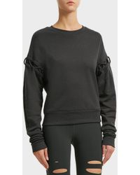 Alo Yoga - Hook-up Long Sleeve Top - Lyst