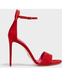 Oscar Tiye Minnie Suede Sandals