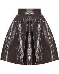 KENZO - 'Monster' Flared Skirt - Lyst