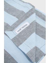 Frescobol Carioca - Stripe Linen Towel - Lyst