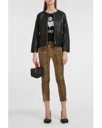 Étoile Isabel Marant - Moto Leather Jacket - Lyst