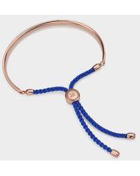 Monica Vinader - Rp Fiji Friendship Bracelet - Lyst