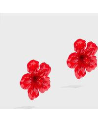 Isabel Marant - Aloha Pvc Earrings - Lyst