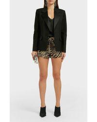 Anine Bing - Diane Silk Pyjama Shorts - Lyst