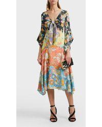 Peter Pilotto - Printed Dress - Lyst