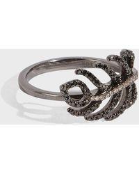 Rosa De La Cruz - Small Feather Ring - Lyst