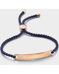 Monica Vinader - Rp Havana Friendship Bracelet, Os - Lyst