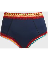 KIINI - Tasmin High-waisted Bikini Bottoms - Lyst