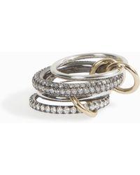 Spinelli Kilcollin - Vega Diamond Ring - Lyst
