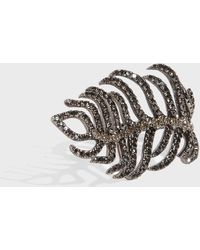 Rosa De La Cruz - Feather Ring - Lyst