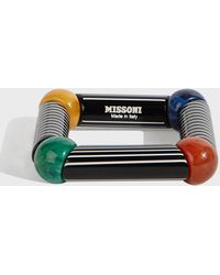 Missoni - Square Bracelet, Size Os, Women, Black - Lyst