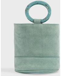 Simon Miller - Bonsai 15 Mini Nubuck Bucket Bag - Lyst