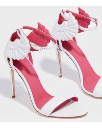 Oscar Tiye - Malikah Leather Sandals - Lyst