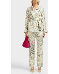 Paul & Joe - Floral Pyjama Trousers - Lyst