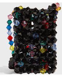 Missoni - Crystal-embellished Mini Crossbody, Size Os, Women, Black - Lyst