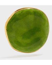Sonia Boyajian - Playtime Gold-tone Ceramic Earring - Lyst