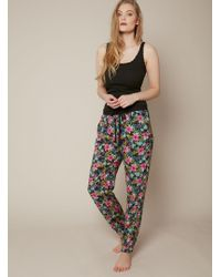 Boux Avenue - Summer Tropics Vest And Joggers Set - Lyst