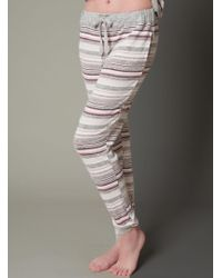 Boux Avenue - Nia Stripe Lounge Pants - Lyst