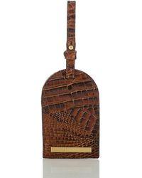 Brahmin - Heritage Luggage Tag Melbourne - Lyst