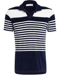 Orlebar Brown - Poloshirt STARBOARD - Lyst