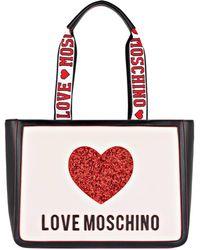 Love Moschino - Shopper - Lyst